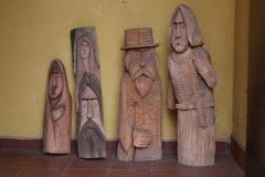 Cztery totemy