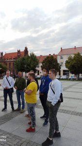 Wychowankowie na wyciecze w Chełmnie
